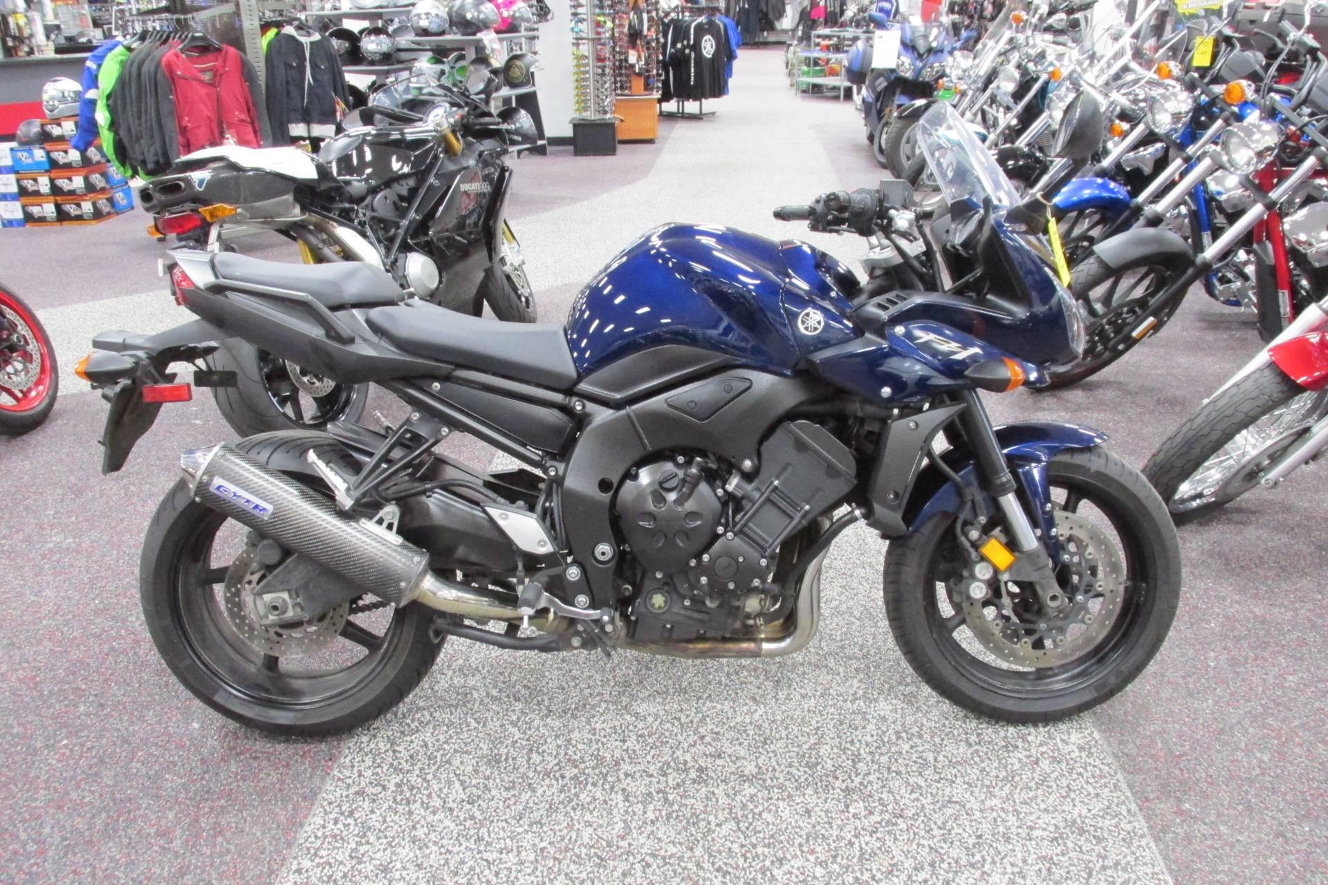 2013 Yamaha FZ1 Motorcycles Springfield Ohio
