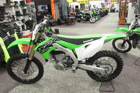 2019 Kawasaki KX450R in Springfield, Ohio - Photo 5
