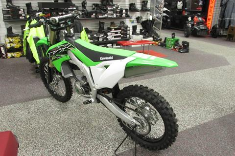 2019 Kawasaki KX450R in Springfield, Ohio - Photo 6