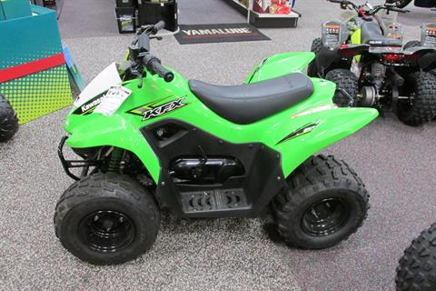 2017 Kawasaki 90 KSF YOUTH QUAD in Springfield, Ohio