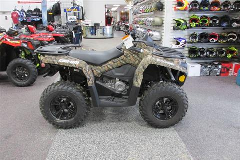 2018 Can-Am OUTLANDER 450 DPS in Springfield, Ohio
