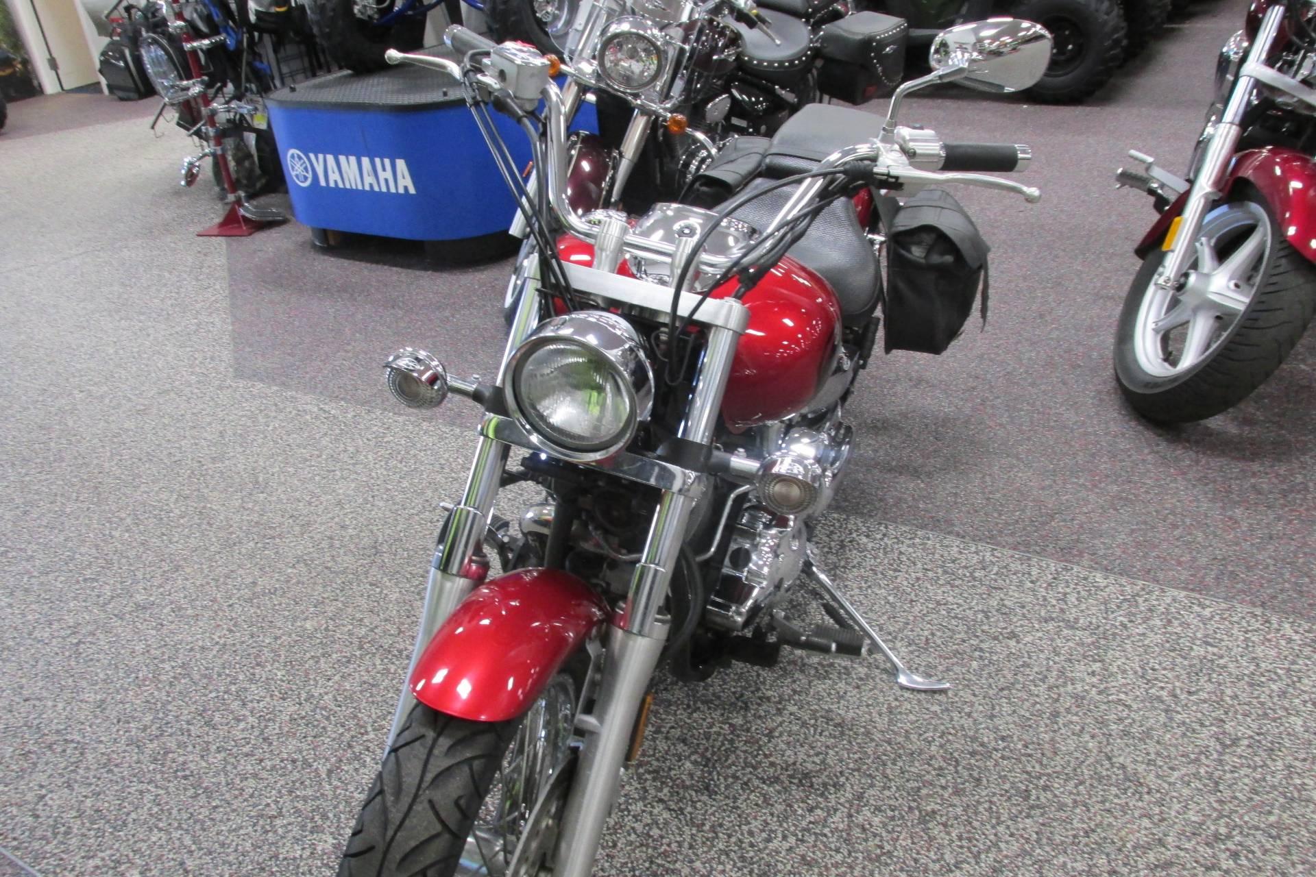 2009 Yamaha VSTAR 1100 CLASSIC 3