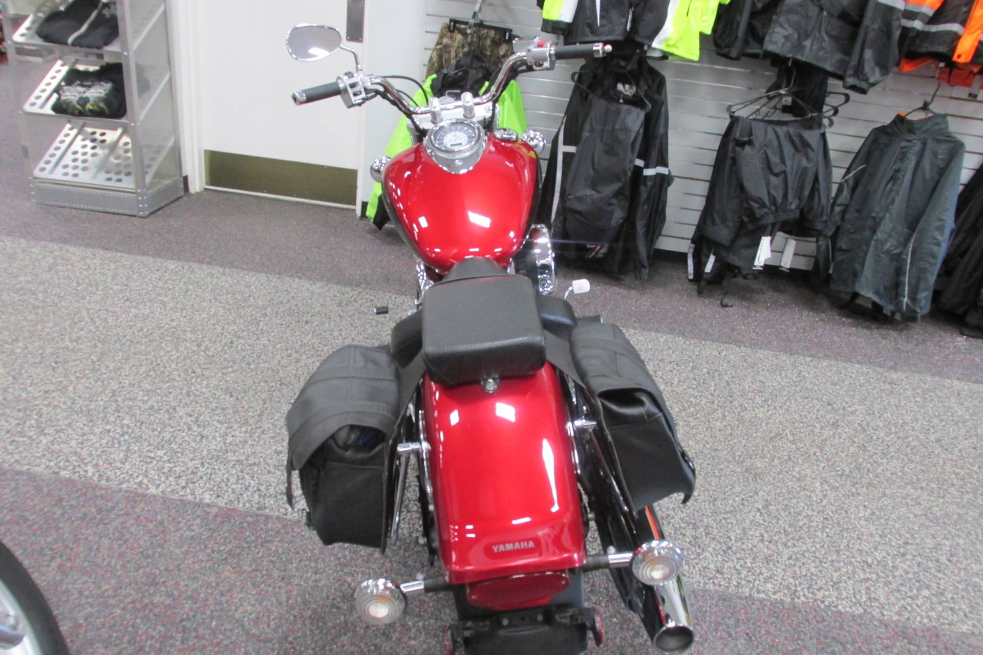 2009 Yamaha VSTAR 1100 CLASSIC 6