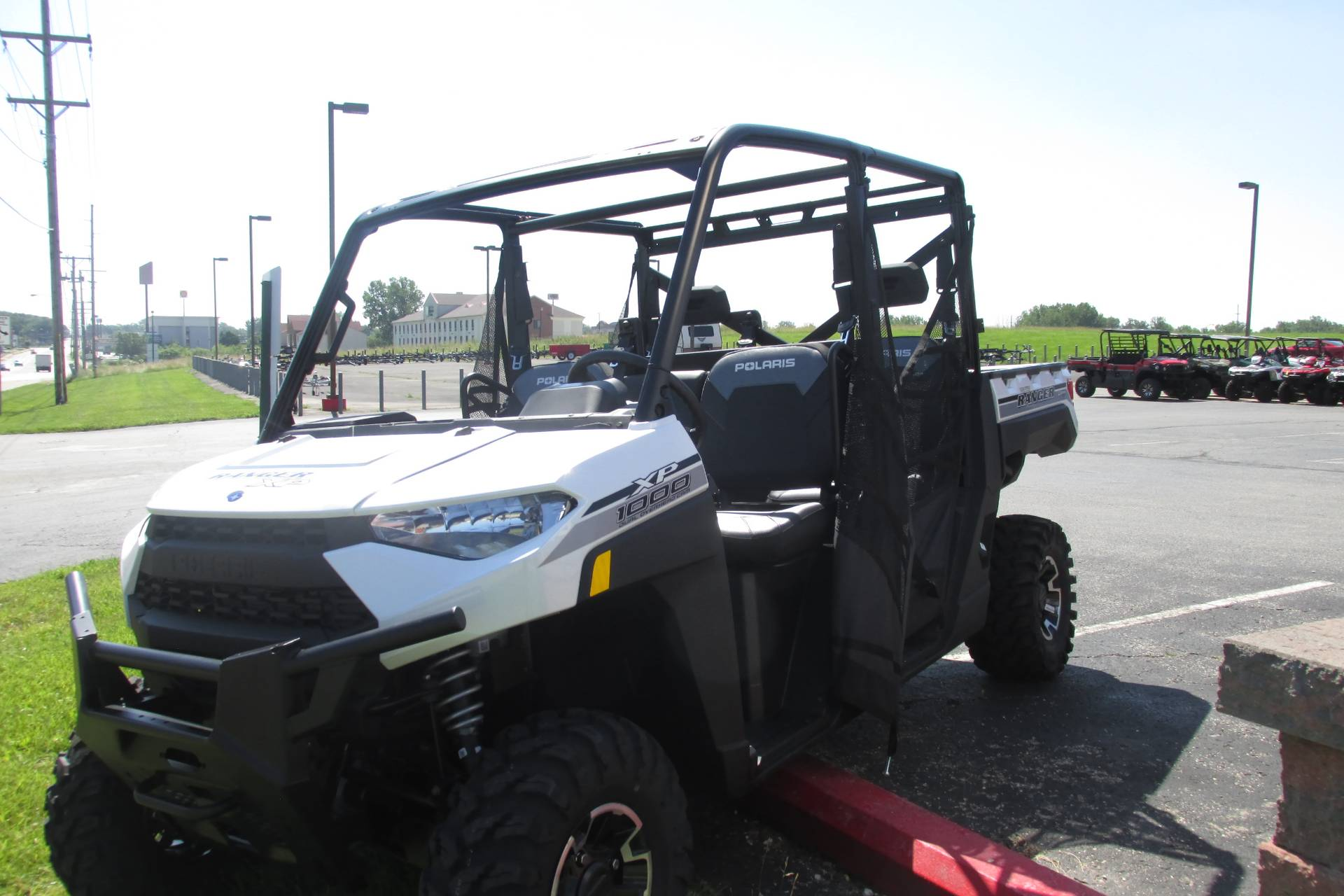 2019 Polaris RANGER XP 1000 CREW in Springfield, Ohio - Photo 2