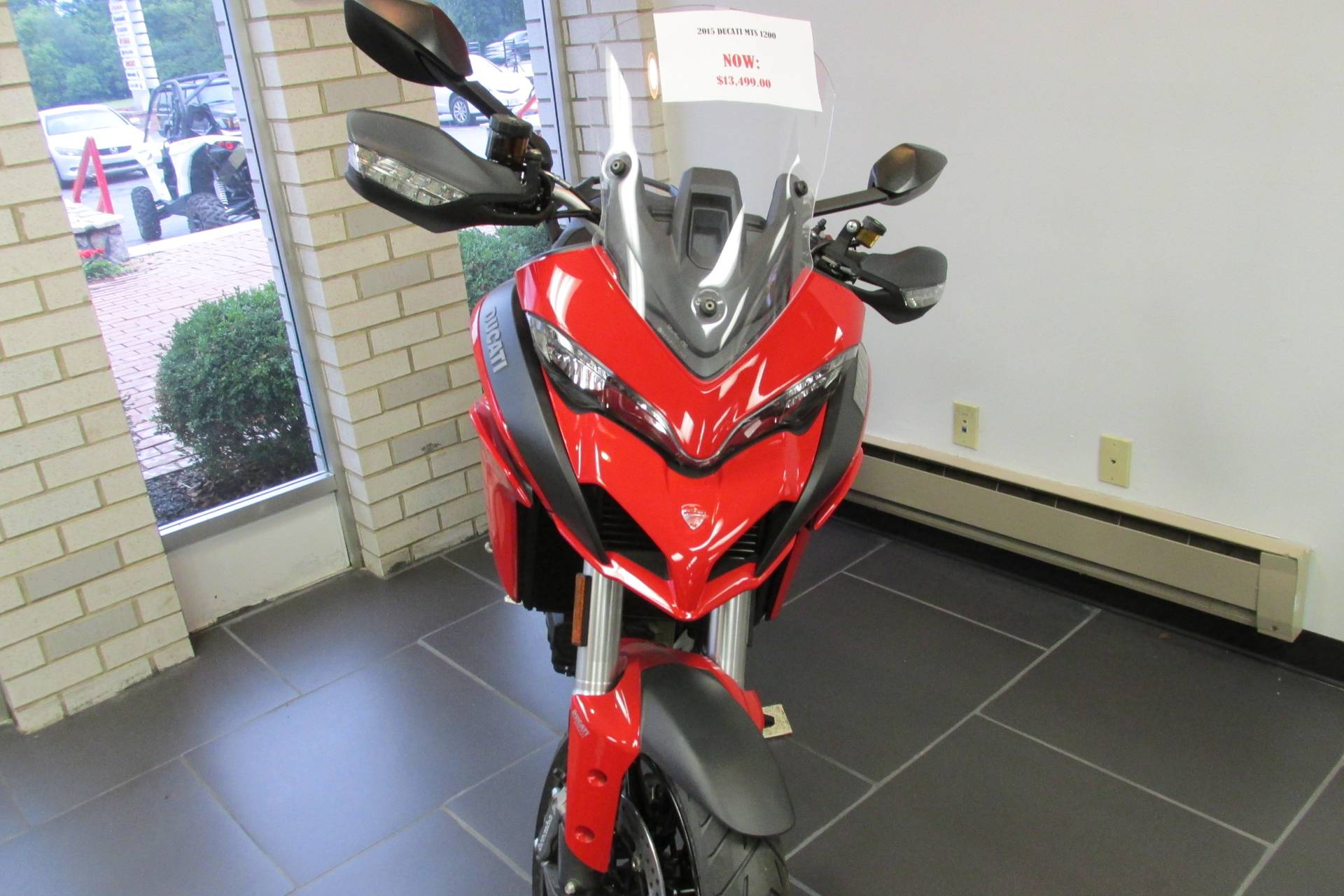 2015 Ducati MULTISTRADA 1200 in Springfield, Ohio
