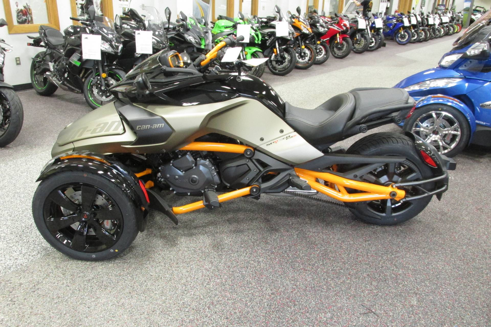 2019 Can-Am SPYDER F3-S SE6 in Springfield, Ohio - Photo 1