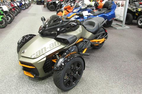 2019 Can-Am SPYDER F3-S SE6 in Springfield, Ohio - Photo 2