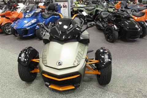 2019 Can-Am SPYDER F3-S SE6 in Springfield, Ohio - Photo 3