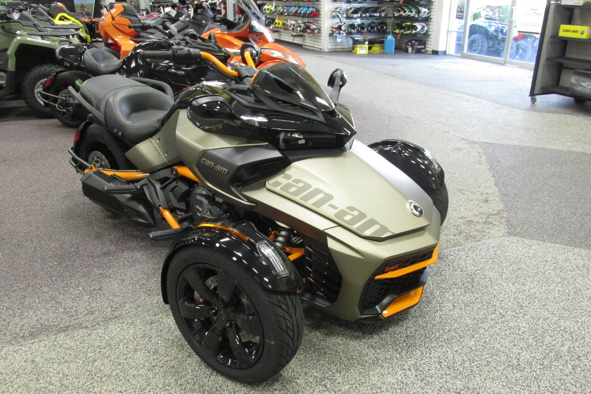 2019 Can-Am SPYDER F3-S SE6 in Springfield, Ohio - Photo 4