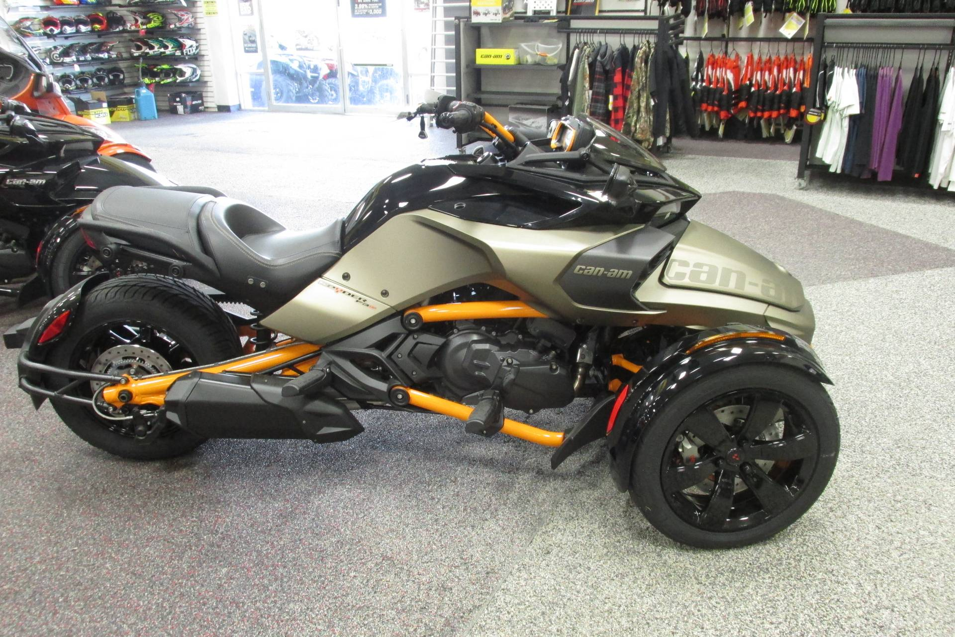 2019 Can-Am SPYDER F3-S SE6 in Springfield, Ohio - Photo 5