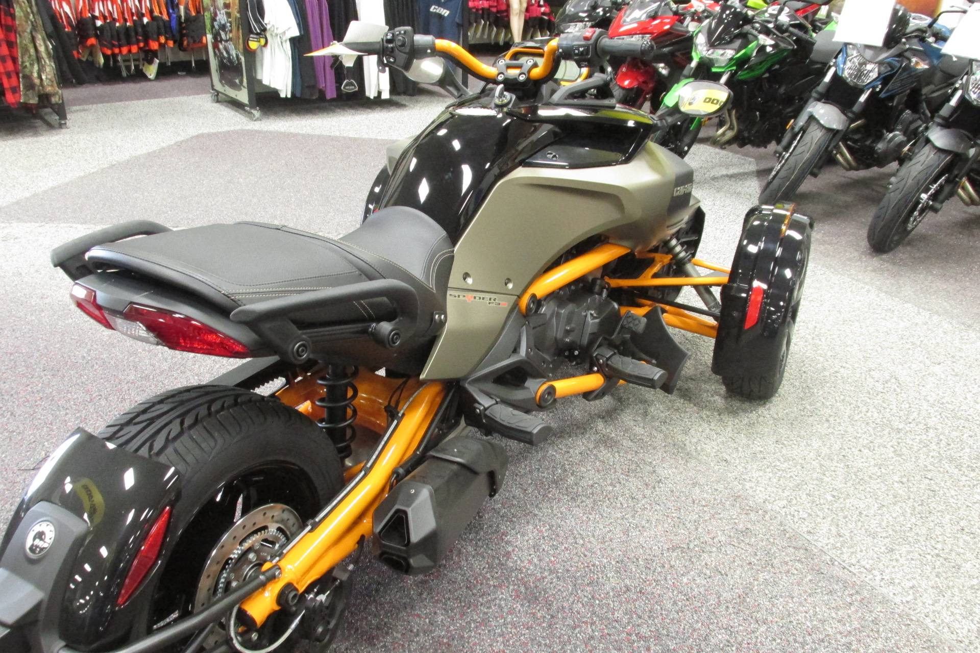 2019 Can-Am SPYDER F3-S SE6 in Springfield, Ohio - Photo 6