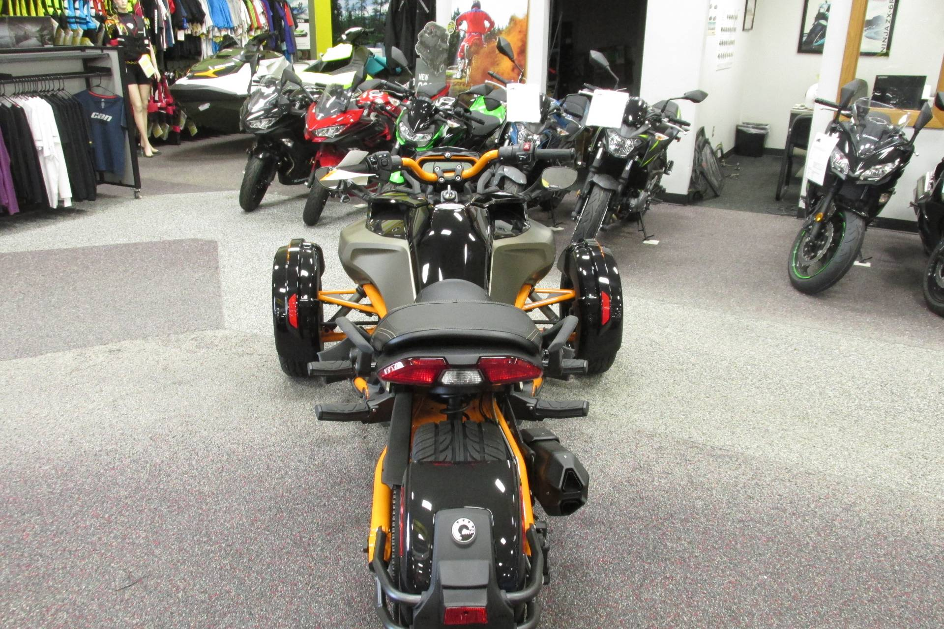 2019 Can-Am SPYDER F3-S SE6 in Springfield, Ohio - Photo 7