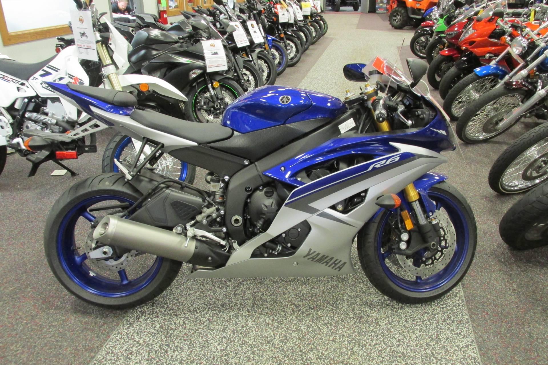 2015 Yamaha YZF-R6 for sale 3591