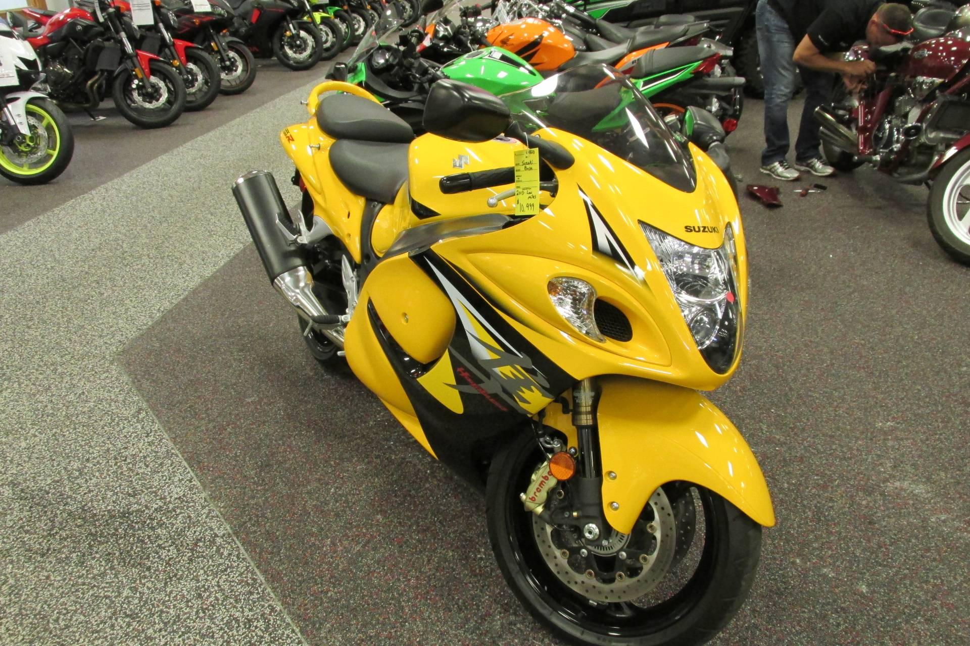2013 Suzuki HAYABUSA 2
