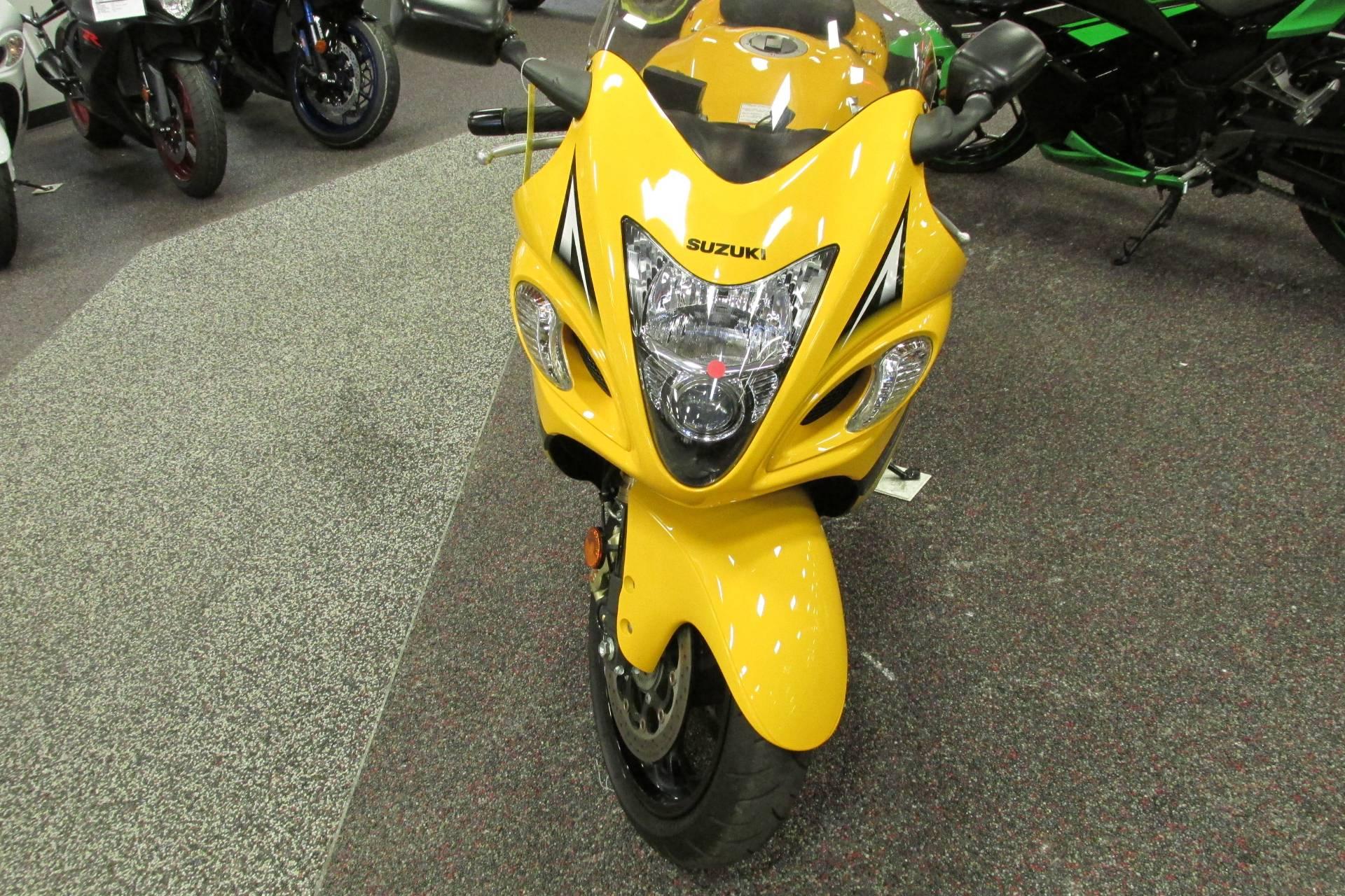 2013 Suzuki HAYABUSA 3
