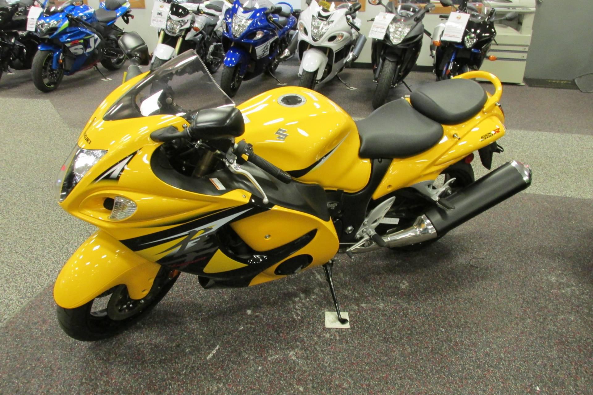 2013 Suzuki HAYABUSA 4