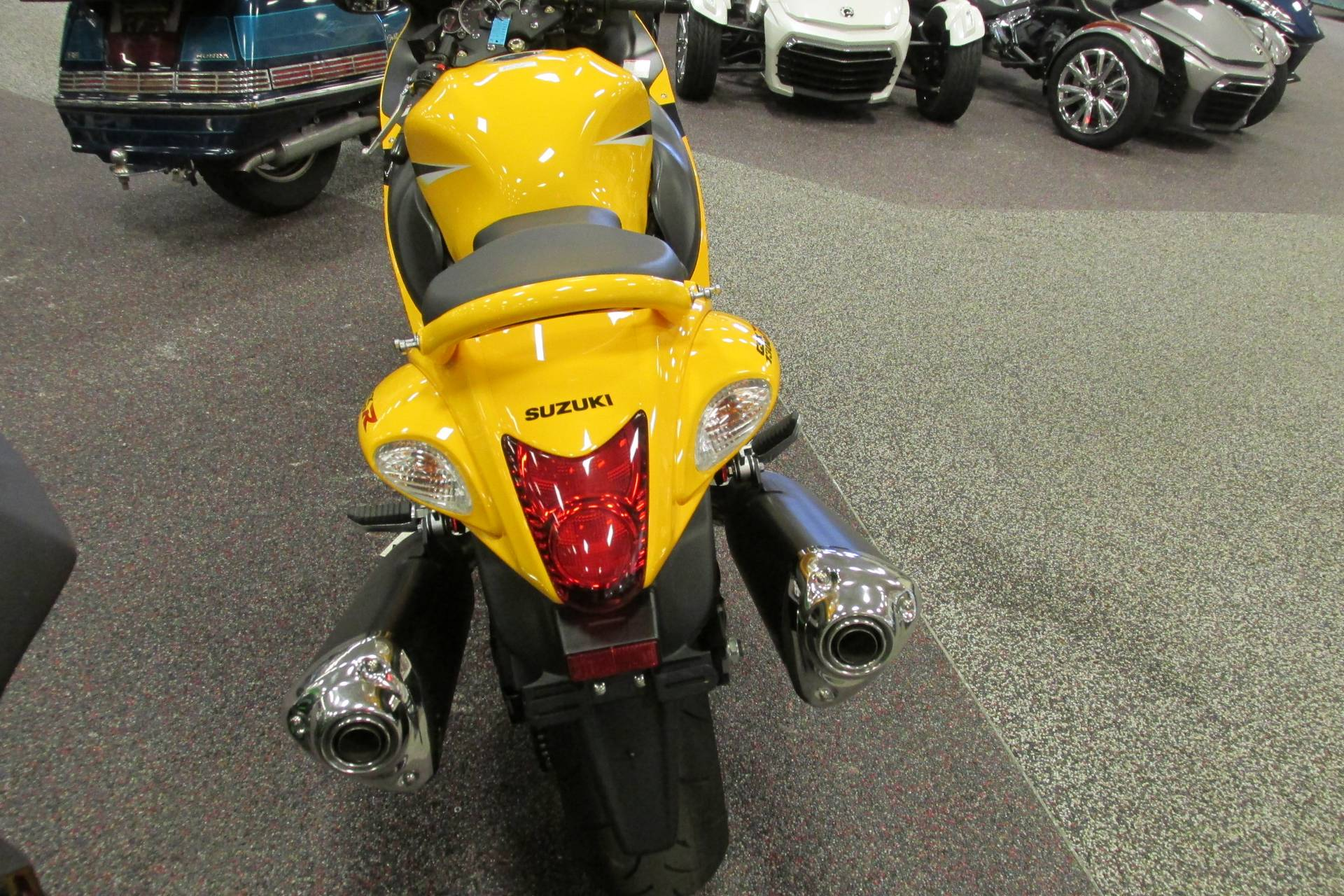 2013 Suzuki HAYABUSA 6
