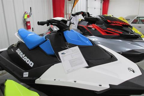 2018 Sea-Doo SPARK 2 UP IBR AND CONV. in Springfield, Ohio