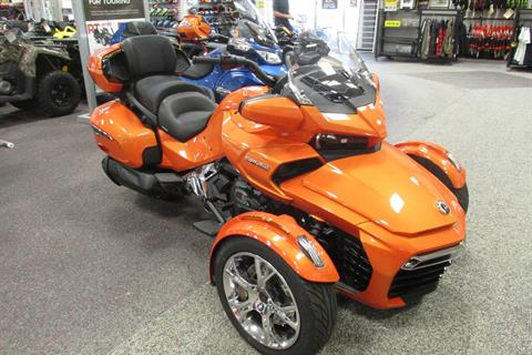 2019 Can-Am SPYDER F3 LIMITED in Springfield, Ohio - Photo 4