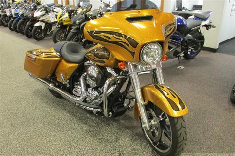 2016 Harley-Davidson Street Glide® Special in Springfield, Ohio