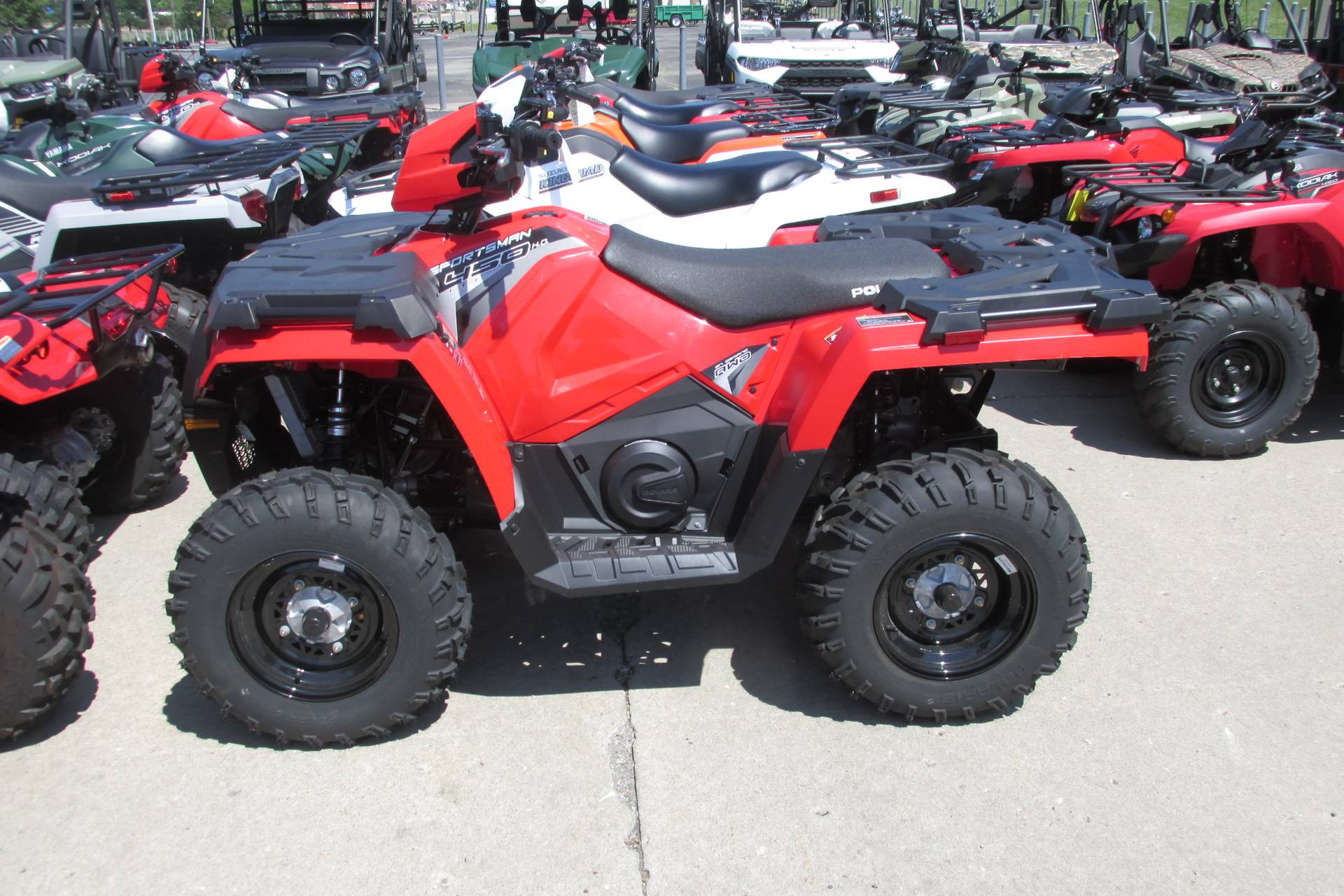 2019 Polaris SPORTSMAN 450 in Springfield, Ohio - Photo 1