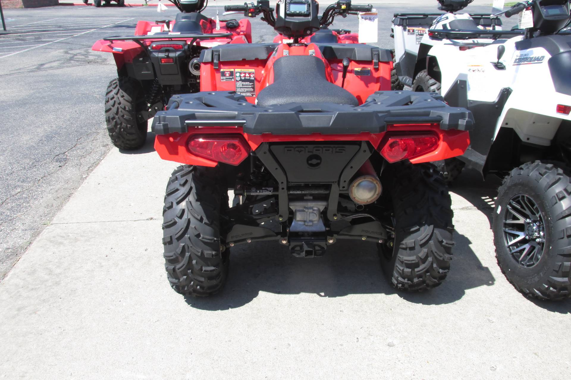 2019 Polaris SPORTSMAN 450 in Springfield, Ohio - Photo 2