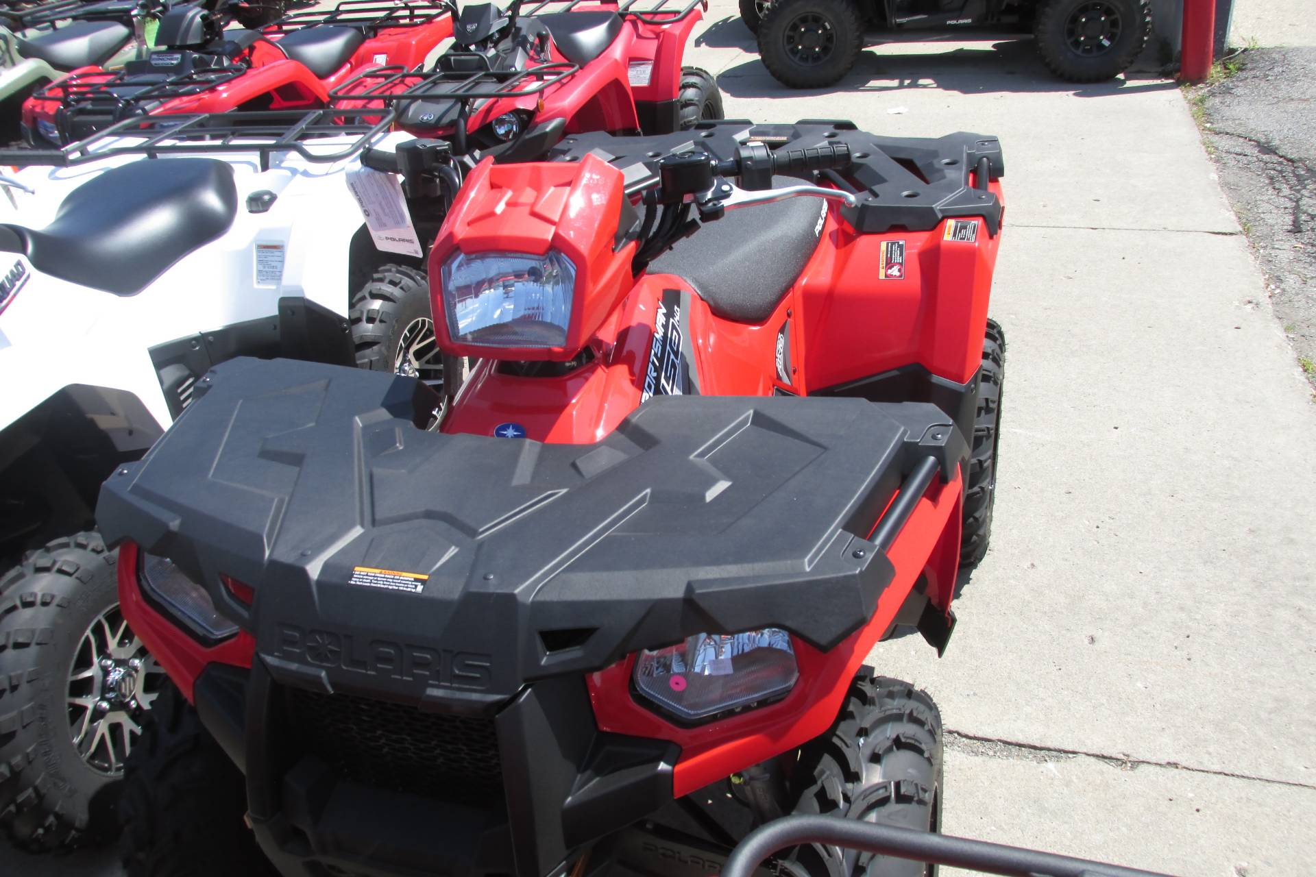2019 Polaris SPORTSMAN 450 in Springfield, Ohio - Photo 3