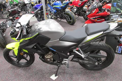 2017 Honda CB300 in Springfield, Ohio