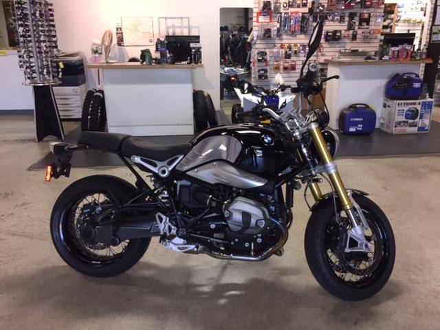2015 BMW R Nine T in Hilliard, Ohio