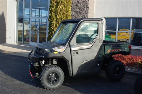 2020 Polaris Ranger 1000 Premium Winter Prep Package in Sturgeon Bay, Wisconsin