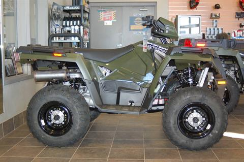 2019 Polaris Sportsman 450 H.O. in Sturgeon Bay, Wisconsin