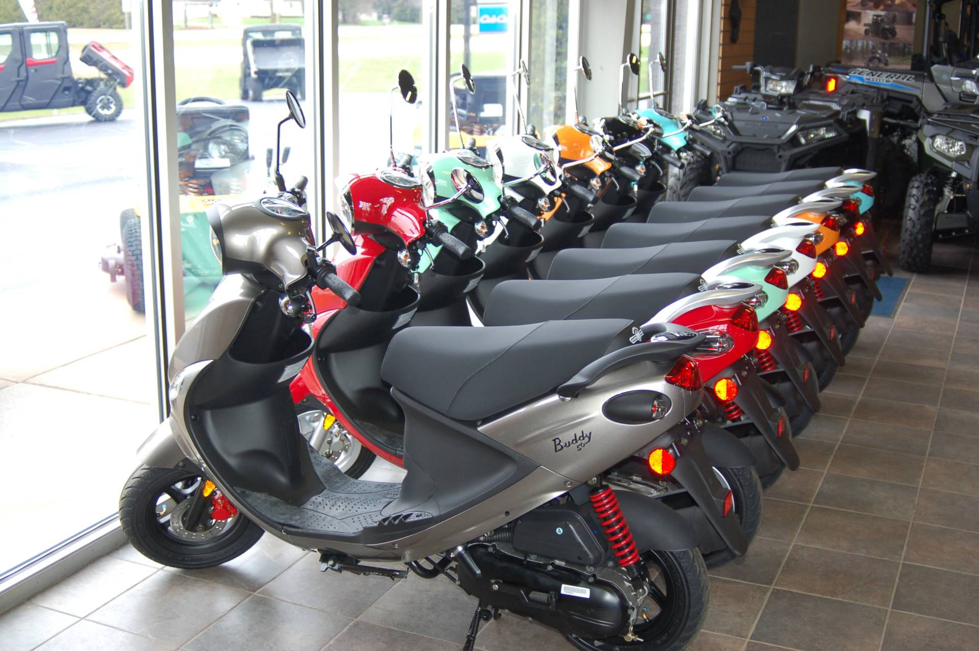 2019 Kymco Agility 50 in Sturgeon Bay, Wisconsin - Photo 2