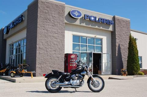 2000 Yamaha Virago 250 in Sturgeon Bay, Wisconsin