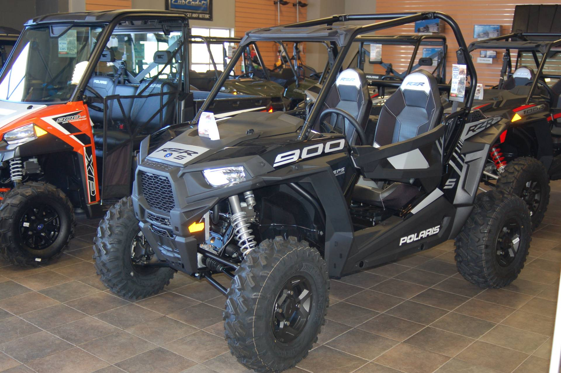 2019 Polaris RZR S 900 EPS in Sturgeon Bay, Wisconsin - Photo 1