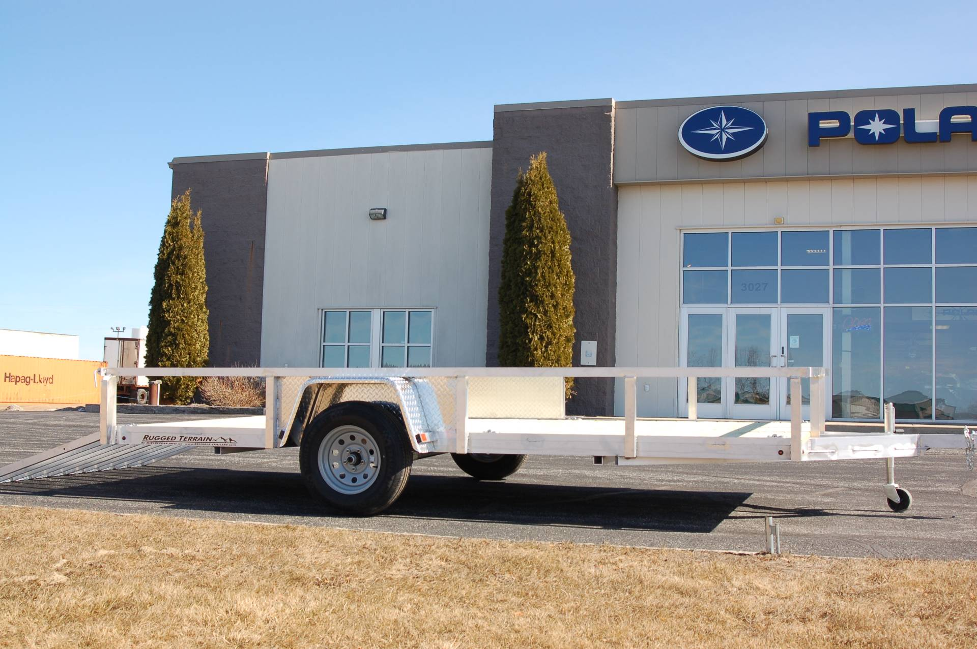 2022 Rugged Terrain Pro Pull 81.5X14 Tall Sides in Sturgeon Bay, Wisconsin - Photo 1