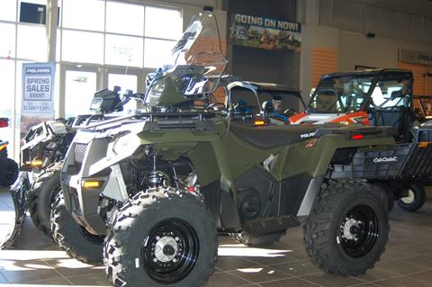 2019 Polaris Sportsman 570 in Sturgeon Bay, Wisconsin - Photo 1