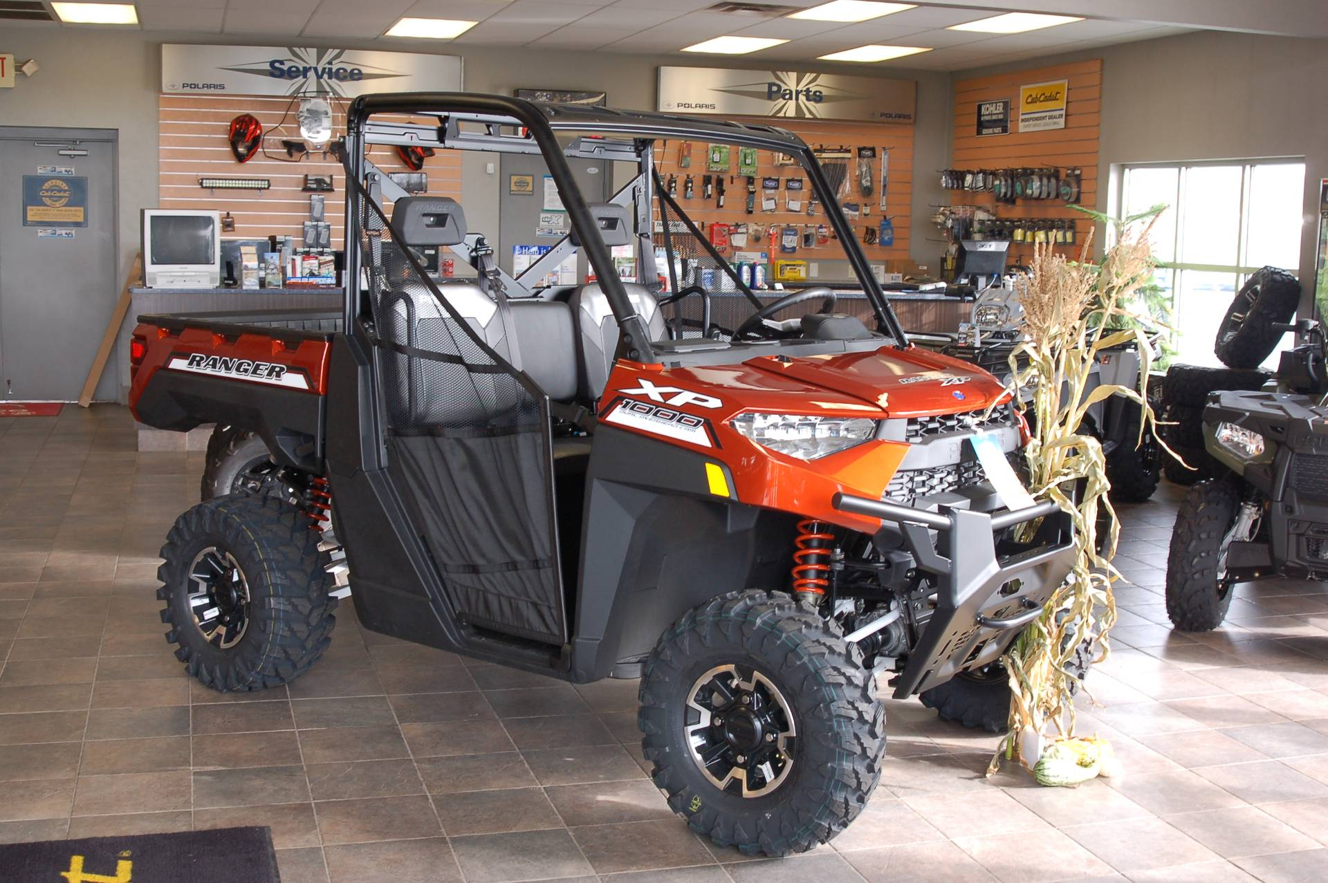 2020 Polaris Ranger XP 1000 Premium in Sturgeon Bay, Wisconsin - Photo 1