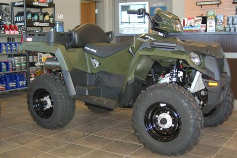 2019 Polaris Sportsman X2 570 in Sturgeon Bay, Wisconsin