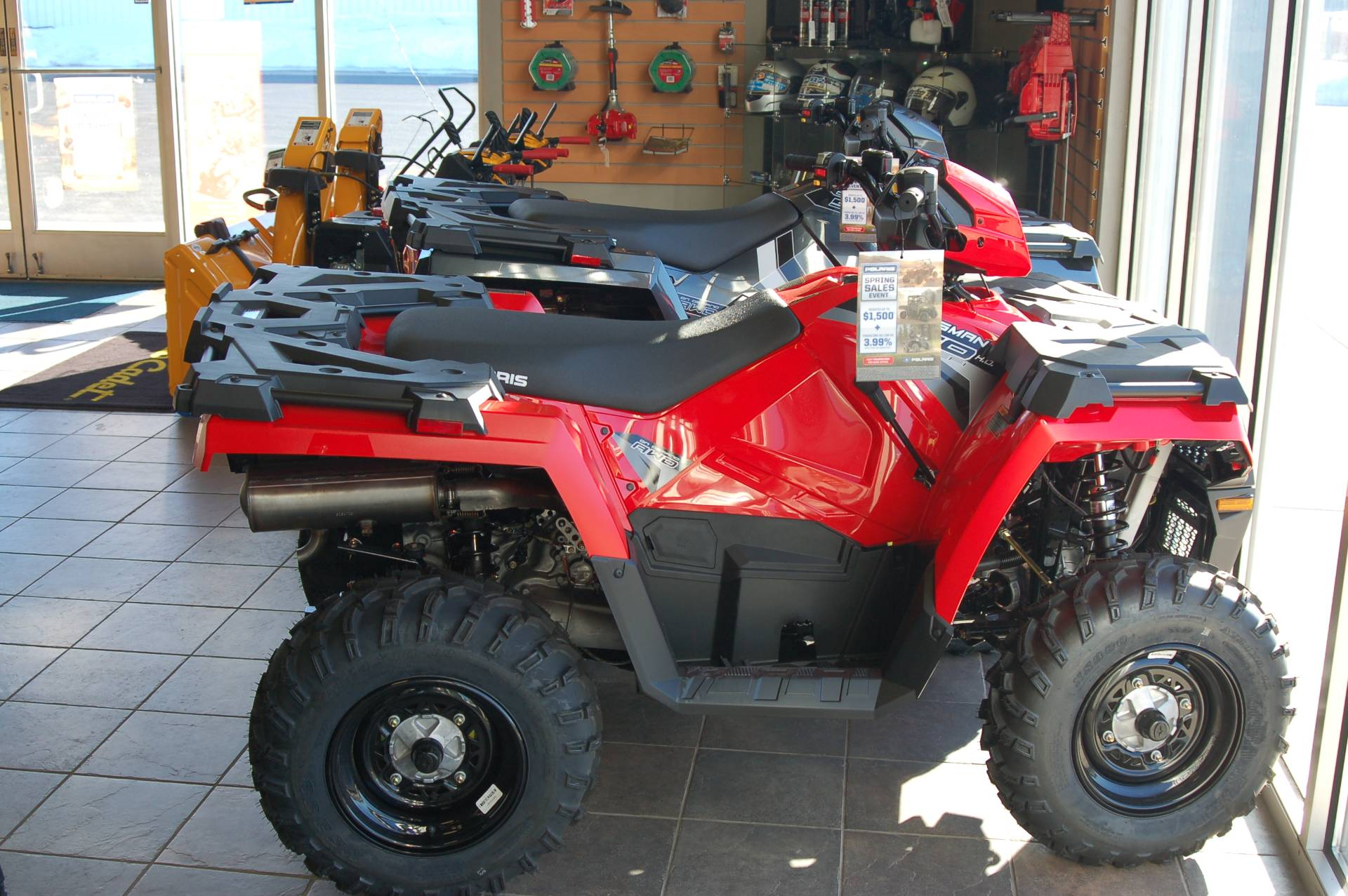 2019 Polaris Sportsman 450 H.O. in Sturgeon Bay, Wisconsin - Photo 1