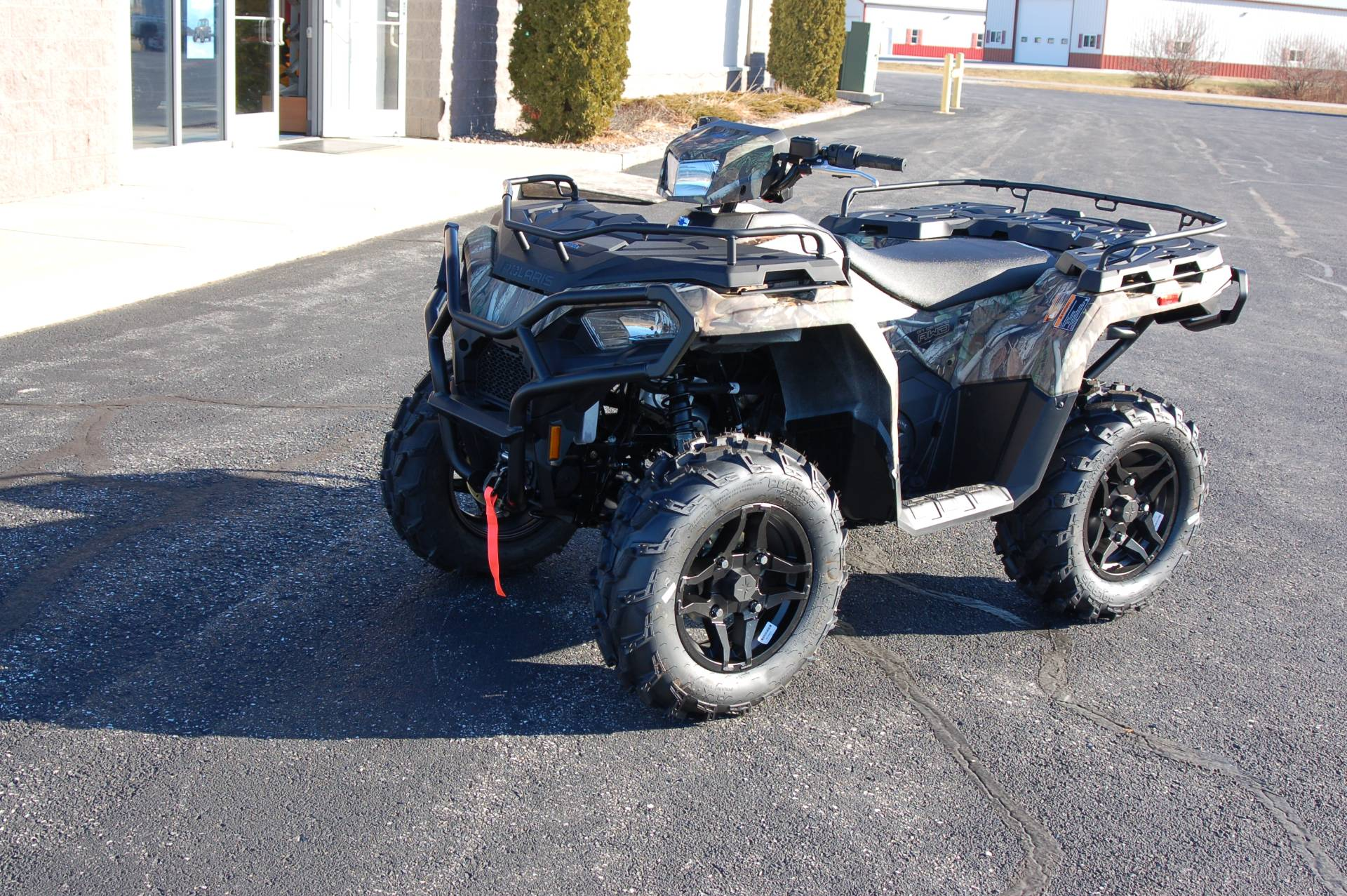 2021 Polaris Sportsman 570 Hunt Edition in Sturgeon Bay, Wisconsin - Photo 2