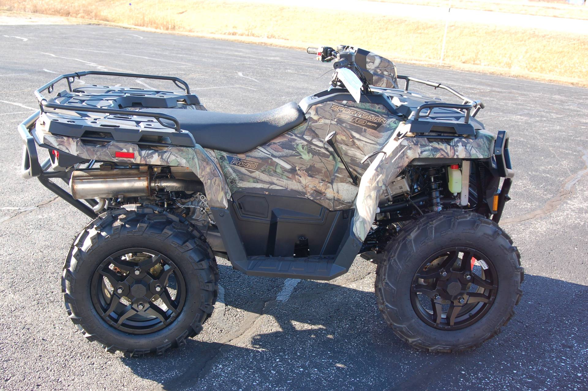 2021 Polaris Sportsman 570 Hunt Edition in Sturgeon Bay, Wisconsin - Photo 4