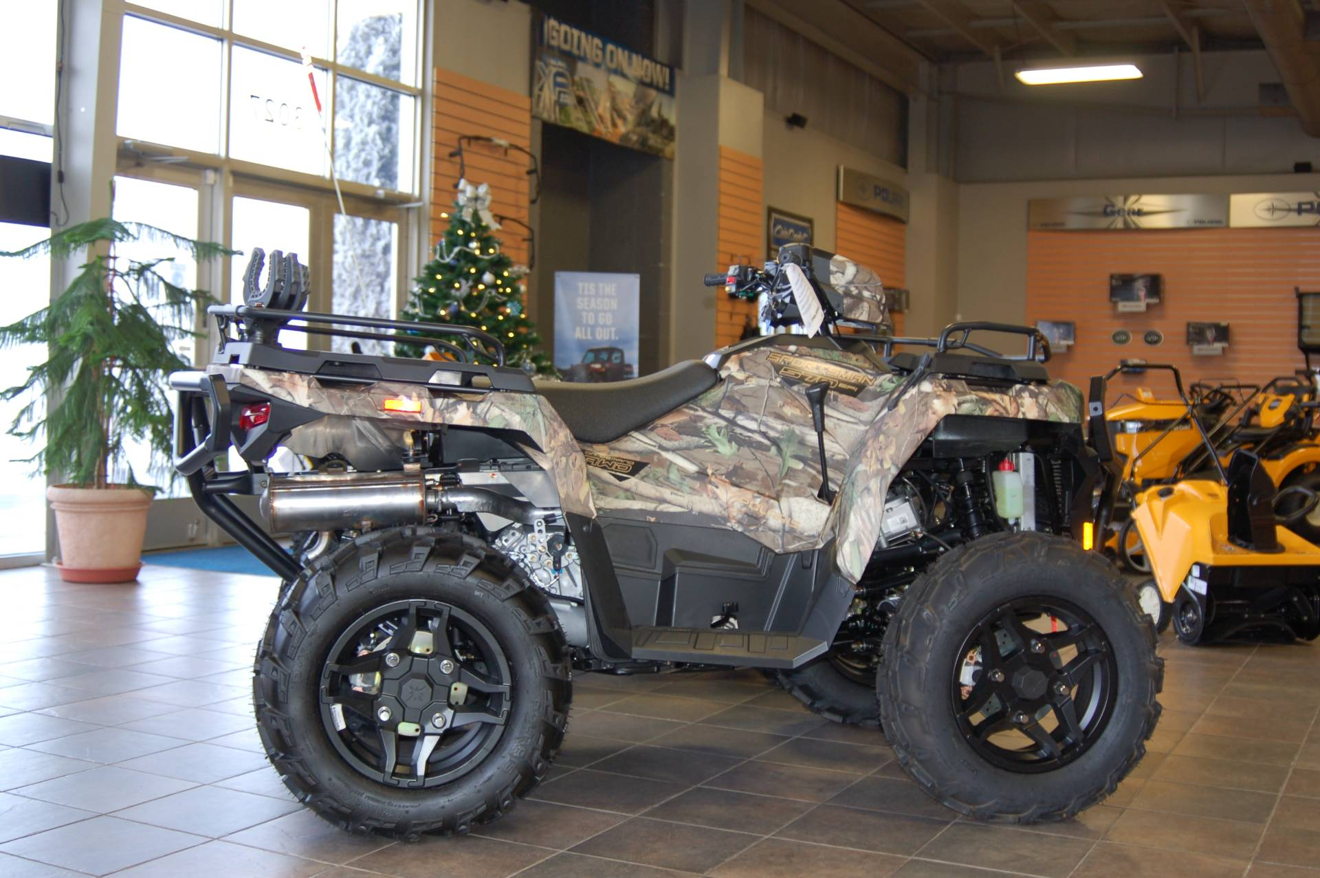 2021 Polaris Sportsman 570 Hunt Edition in Sturgeon Bay, Wisconsin - Photo 5