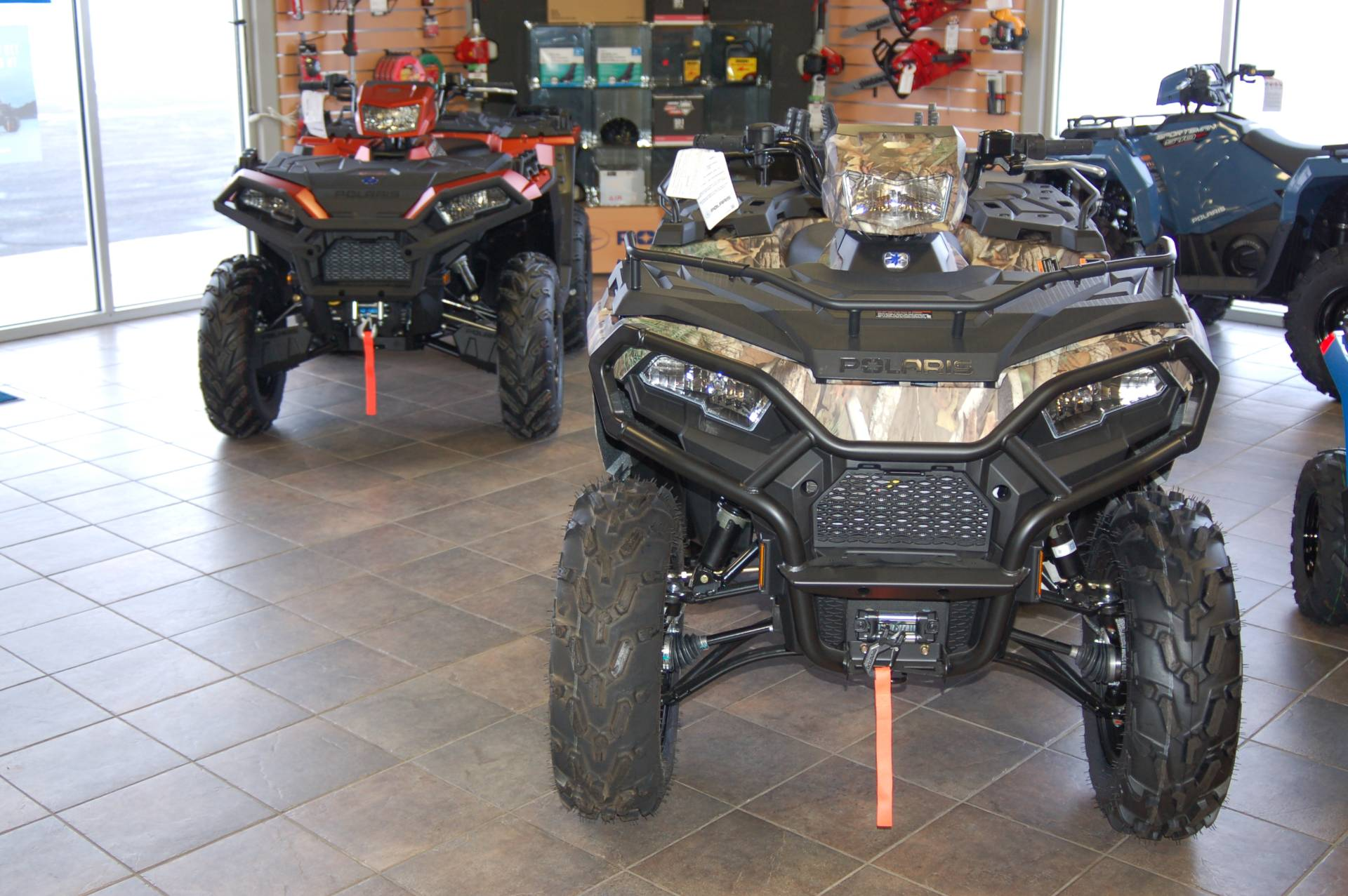 2021 Polaris Sportsman 570 Hunt Edition in Sturgeon Bay, Wisconsin - Photo 6