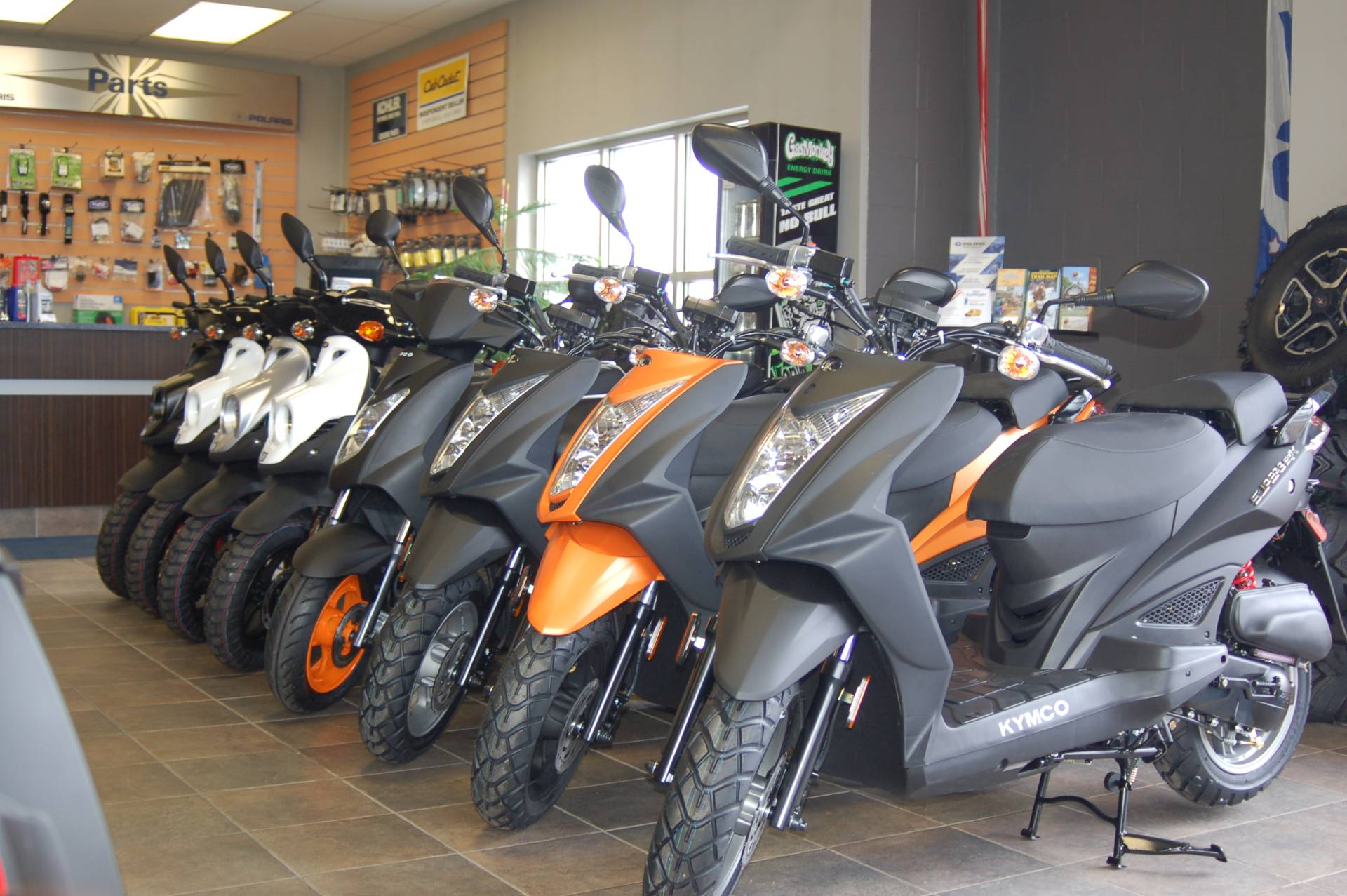 2019 Kymco Super 8 50X in Sturgeon Bay, Wisconsin - Photo 1