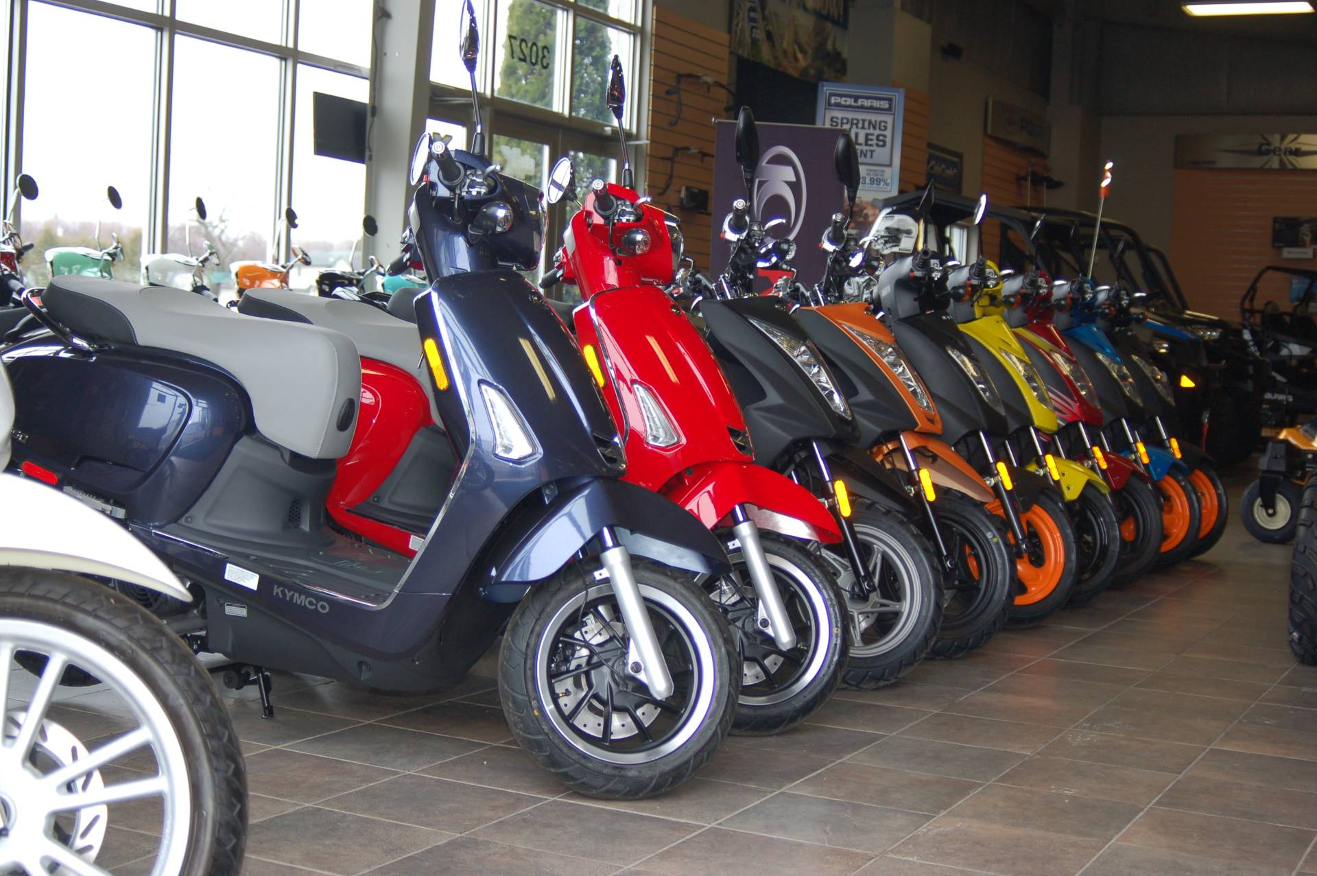 2019 Kymco Super 8 50X in Sturgeon Bay, Wisconsin - Photo 4