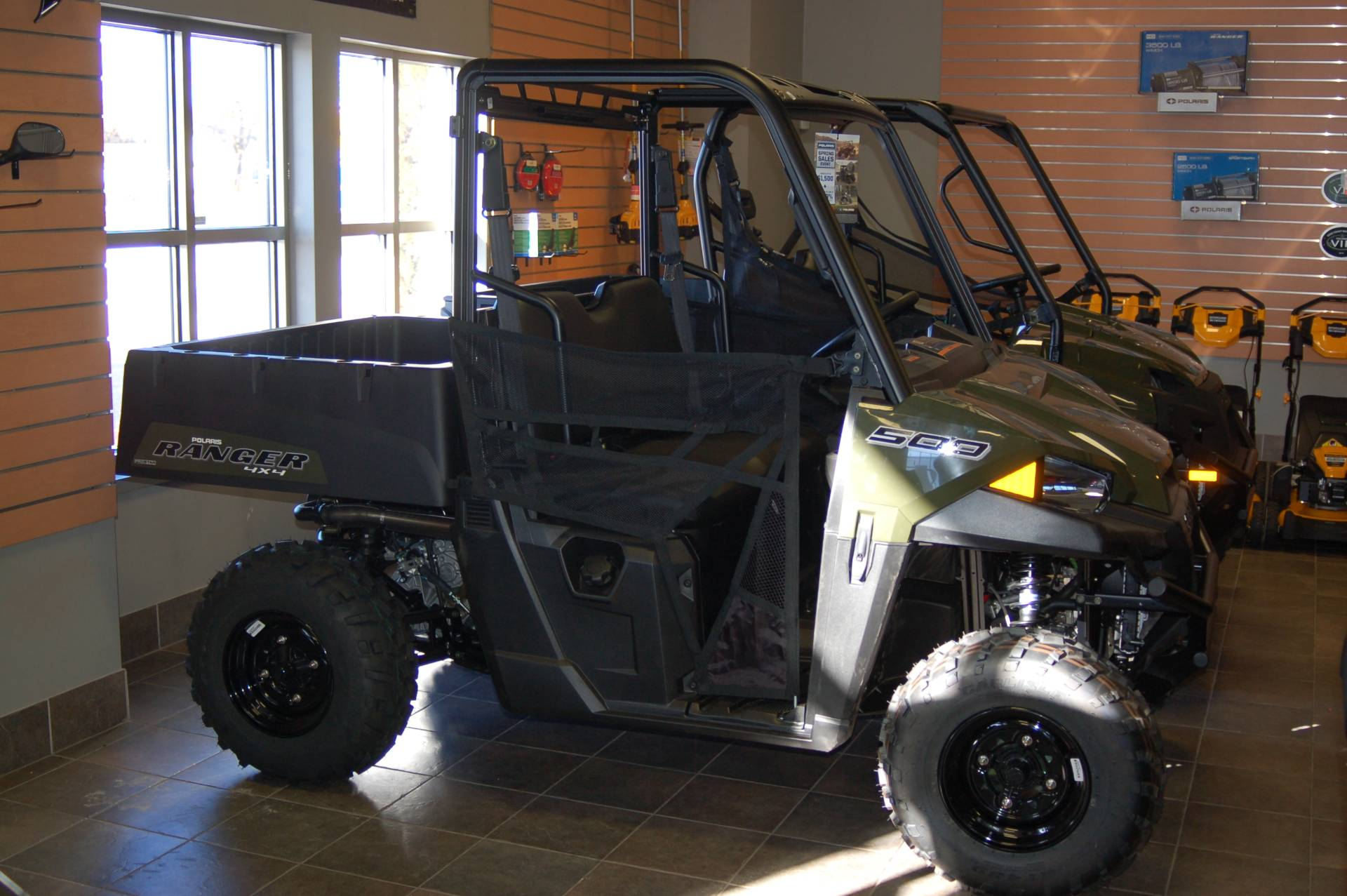 2019 Polaris Ranger 500 in Sturgeon Bay, Wisconsin - Photo 1