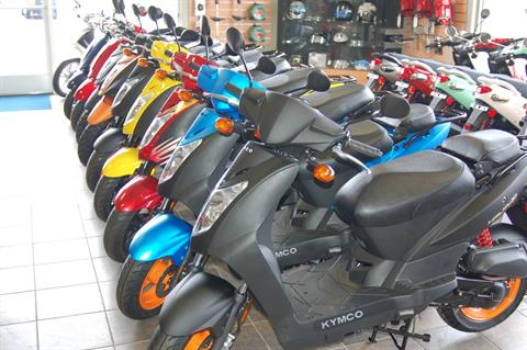2019 Kymco Agility 50 in Sturgeon Bay, Wisconsin