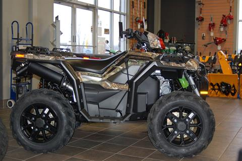 2020 Polaris Sportsman 850 Premium in Sturgeon Bay, Wisconsin