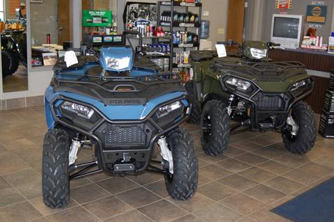 2021 Polaris Sportsman 570 EPS Utility Package in Sturgeon Bay, Wisconsin - Photo 2