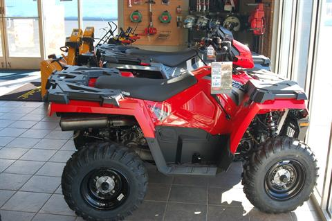 2019 Polaris Sportsman 450 H.O. EPS in Sturgeon Bay, Wisconsin - Photo 1